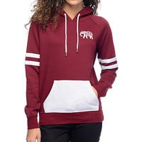 Empyre Angelina Elephant Red Pullover Hoodie
