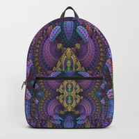 Extravaganza Backpacks by Lyle Hatch