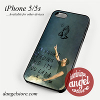 Drake Its too Late Phone case for iPhone 4/4s/5/5c/5s/6/6 plus