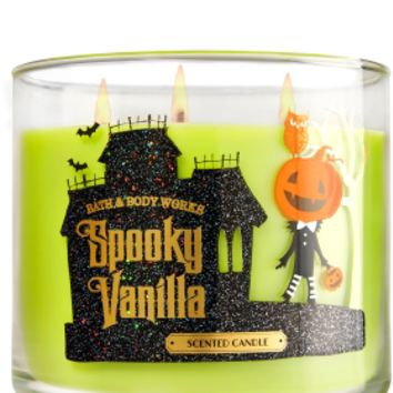 3-Wick Candle Spooky Vanilla