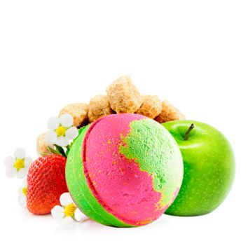 Extraordinary Strawberry | Single Toy Surprise Bath Bomb®