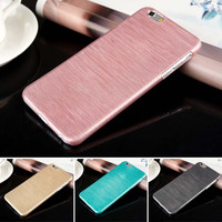 2015 New Hot Sale Sparkling Cover Glitter Bling Shiny Soft Tpu Skin Cute Candy Cell Phone Cases for Apple iPhone 6 Case 4.7'' i6