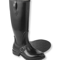 Women's Wellie Rain Boots, Tall | Free Shipping at L.L.Bean