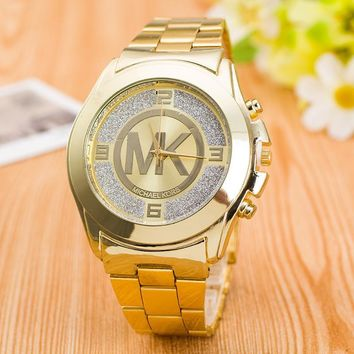 Great Deal Gift Good Price Trendy Designer's New Arrival Awesome Stylish Hot Sale Stainless Steel Silver Dial Watch [415629180964]