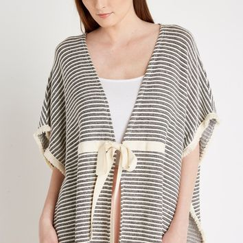 Grayson Striped Cover-Up