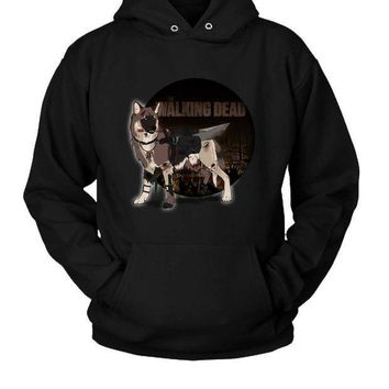 The Walking Deads Hoodie Two Sided