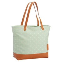 Northfield Mint Dot Tote