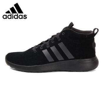Original New Arrival  Adidas NEO Label LITE RACER MID Men's  Skateboarding Shoes Sneakers