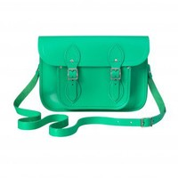 Emerald & Sapphire | The Cambridge Satchel Company