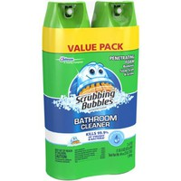 Disinfectant Scrubbing Bubbles Bathroom Cleaner, 22 oz, (Pack of 2) - Walmart.com