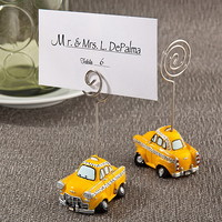 Opentip.com: FashionCraft 5244 Taxicab Place Card Holders
