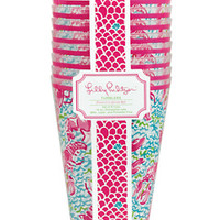 Tumblers (Set of 8) - Lilly Pulitzer