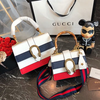 GUCCI Dionysus medium/mini top handle bag