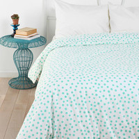 Plum & Bow Polka Dot Duvet Cover