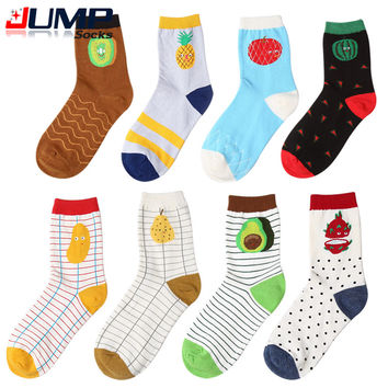 Fruit Fashion Pattern Socks