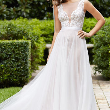 Wtoo by Watters Marnie 14715 Soft A-Line Wedding Dress