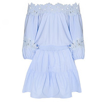 Dress Kawaii Off Shoulder Tunic Women Dresses Big Sizes Long Sleeve Lace Vestidos Sexy Sundress Robe Femme