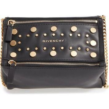 Givenchy 'Mini Pandora' Studded Leather Crossbody Bag | Nordstrom