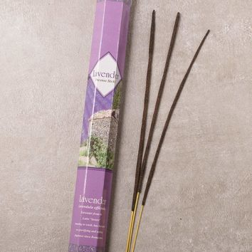 Kamini Hand Rolled Incense - Lavender