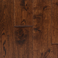 The Michael Anthony Furniture Haslett Oak Series Rural Brown Solid Hardwood Flooring
