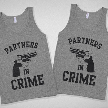 Best Partners In Crime Tanks Products On Wanelo