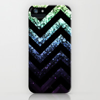 Chevronia X iPhone & iPod Case by Rain Carnival