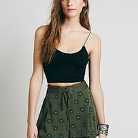 Free People Womens Guinevere Print Skort
