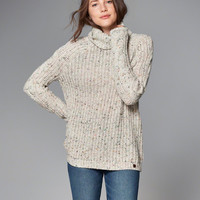 Womens Cable Turtleneck Sweater | Womens New Arrivals | Abercrombie.com