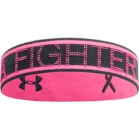 Under Armour Women's Power In Pink Reversible Headband - Dick's Sporting Goods