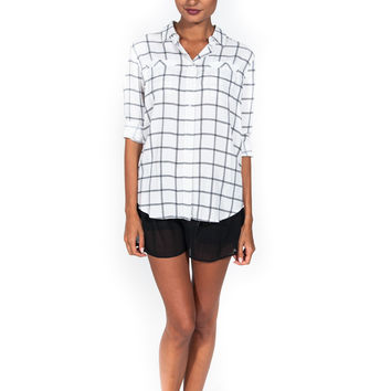 On The Grid Button Up