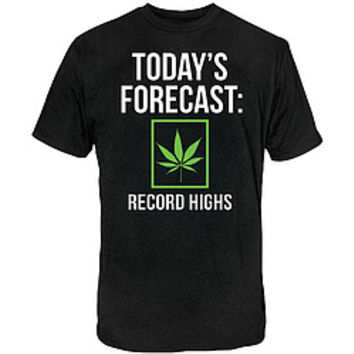 Record Highs Tee