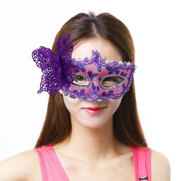 Masquerade Masks Party Decoration