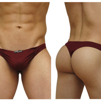 ErgoWear FEEL Suave Thong Red