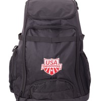 USA Swimming All Sport Pro Backpack at SwimOutlet.com