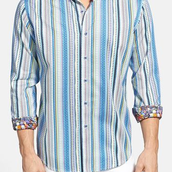 Men's Robert Graham 'Brunei' Classic Fit Sport Shirt