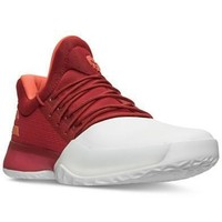 Adidas Mens Harden Vol. 1 Basketball Sneakers