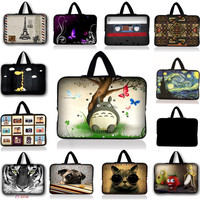 7 10 12 13 14 15 17 Neoprene Laptop Bag Tablet Sleeve Pouch For Notebook Computer Bag 13.3 15.4 17.3 For Macbook Air / Pro #1