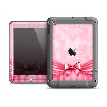 The Magical Pink Bow Apple iPad Mini LifeProof Fre Case Skin Set