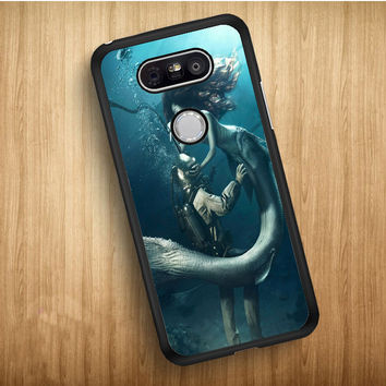 Diver And The Mermaid LG G5 Dollarscase.com
