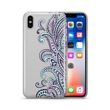 Dona Floresca - Clear TPU Case Cover