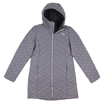 Women's Thermoball™ Classic Parka in TNF Medium Gray by The North Face