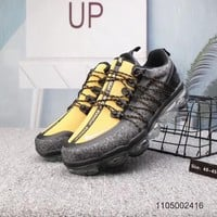 """Nike Air VaporMax"" Men Casual Fashion Multicolor Air Cushion Running Shoes Sneakers"