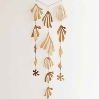 Palm Leaf Wall Hanging