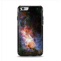 The Mulitcolored Space Explosion Apple iPhone 6 Otterbox Symmetry Case Skin Set