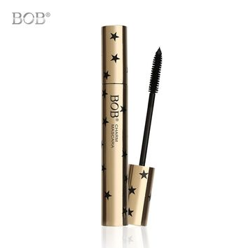 Professional Cosmetic Mascara Make-up Cosmetic Length Extension Long Curling Eyelash Black Mascara Eyelash Lengthener Makeup