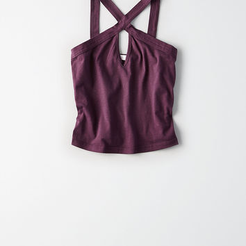 Don't Ask Why Keyhole Tank, Deep Plum
