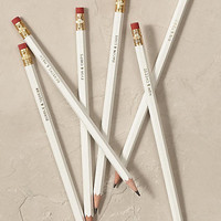 Sweetie Pie Pencils