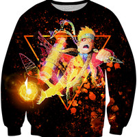 Naruto Modes Sweater