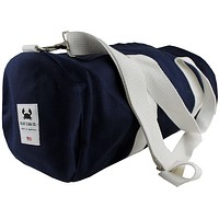 The Perfect Gym Bag in Navy By Blue Claw Co.