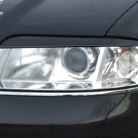 RDX Racedesign Eyelid Headlight Covers for Audi A6 C5 (Post-Facelift)